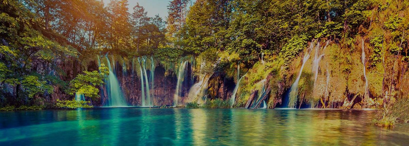 Natural treasures of Croatia